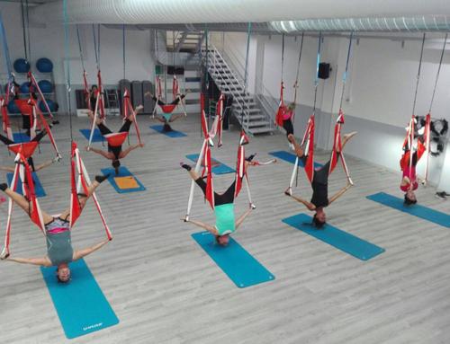 Pilates aéreo: Beneficios y contraindicaciones