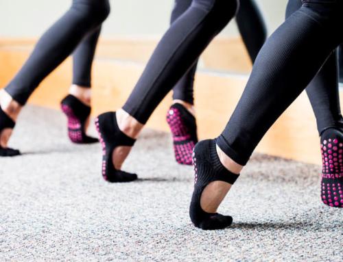 Beneficios de entrenar descalza