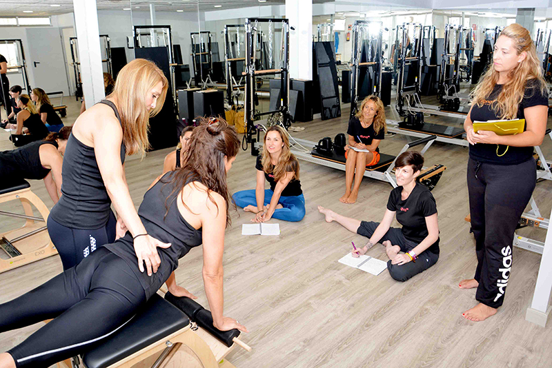 quiero ser profesor de pilates dona10 pilates