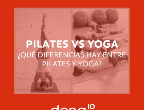 Pilates vs Yoga ¿qué diferencias hay entre el Pilates y el Yoga?