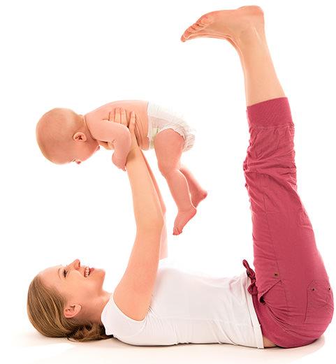 clases embarazadas y post parto dona10 pilates yoga barcelona